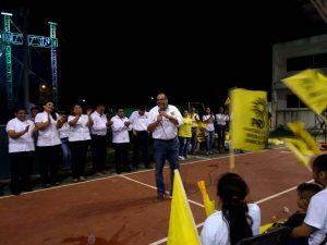 Cierre de campaña Dr Orestes Somarriba del PRD