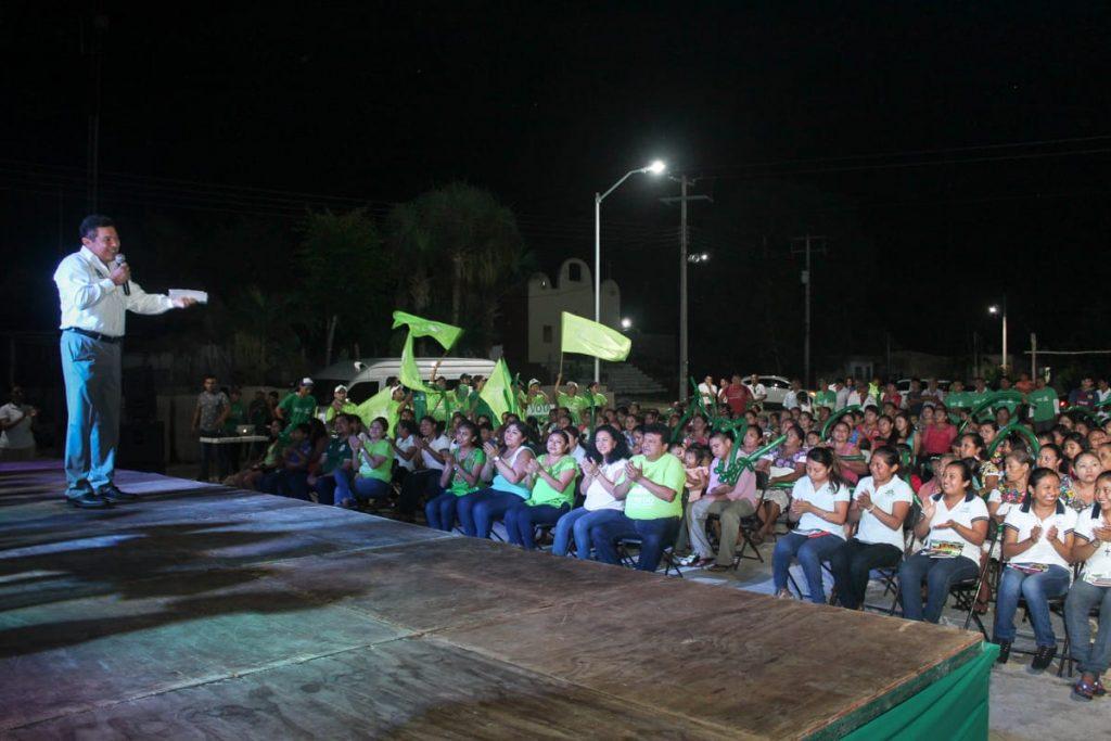Alfredo Fernandez Arceo en Noh Suytun