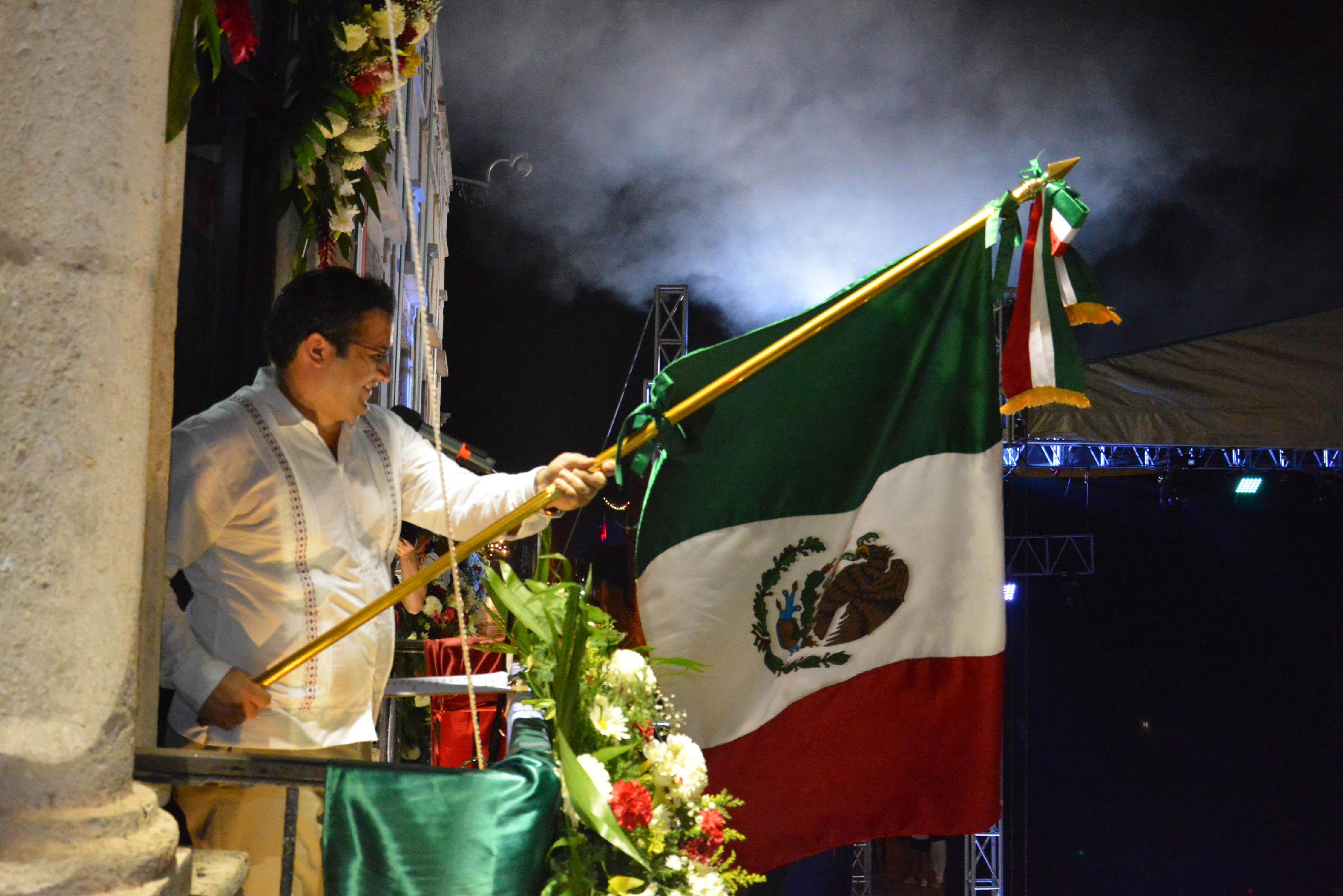 Valladolid vive una noche muy mexicana