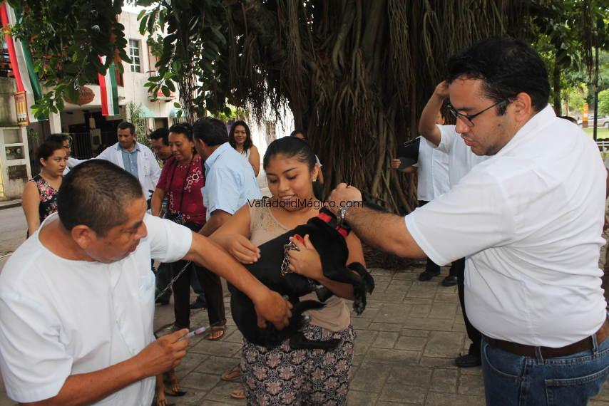 Invita alcalde a participar en jornadas de salud #valladolidmagico #valladolidyucatan