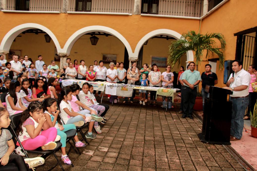 Se llevó a cabo la ceremonia de inicio de curso de los talleres