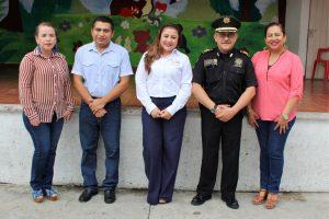 Platicas autocuidado redes sociales d.i.f Valladolid yucatan