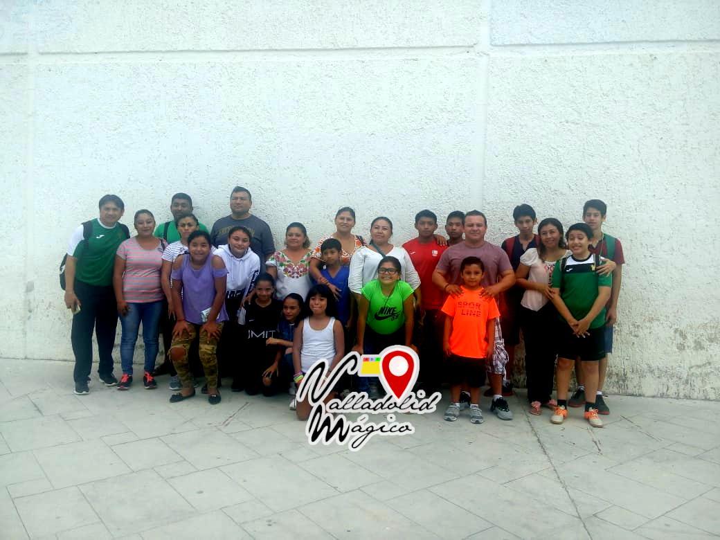 Jóvenes atletas de la disciplina de halterofilia representarán a Valladolid en las eliminatorias de la Olimpiada Nacional