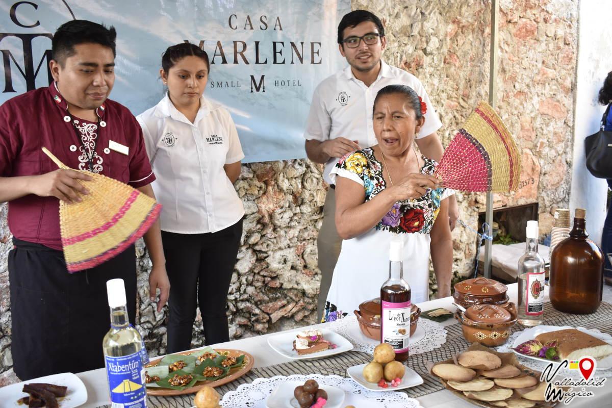 Primer festival gastronómico de Valladolid, Yucatán