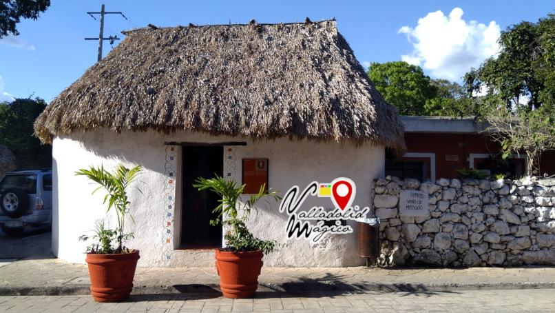 Doña Maria Epifania y la casa Maya