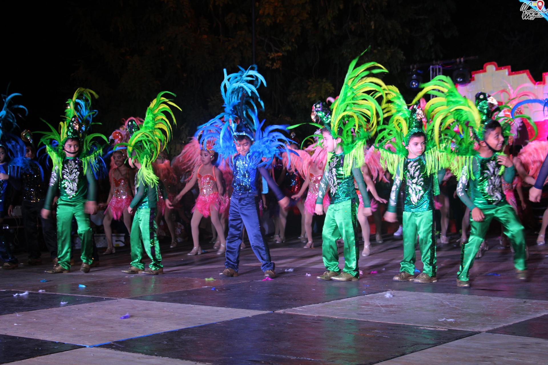 Gran inicio del Carnaval Valladolid 2019