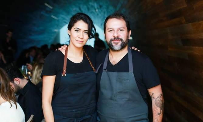 Daniela Soto Innes la mejor chef del mundo