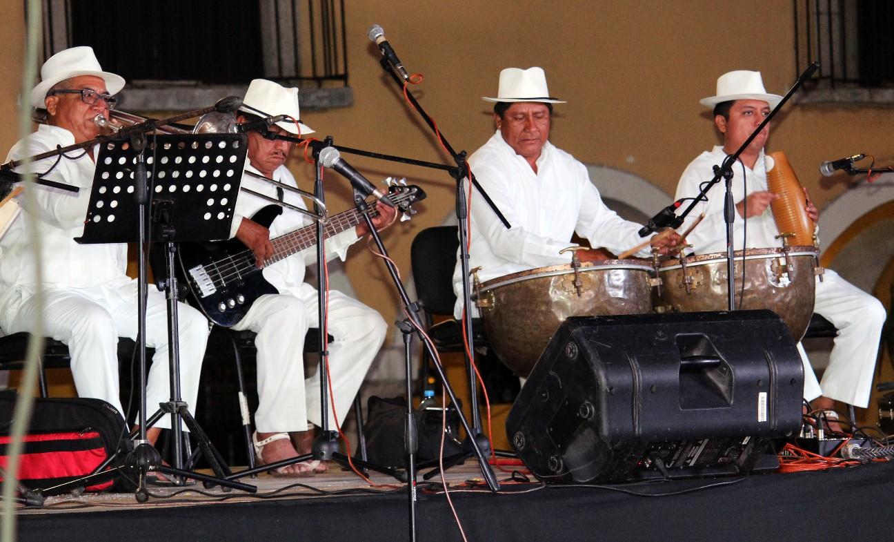 Continúan los festejos por el aniversario de la ciudad de Valladolid Yucatán