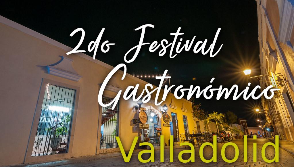 Valladolid alista los utensilios para el segundo festival gastronómico
