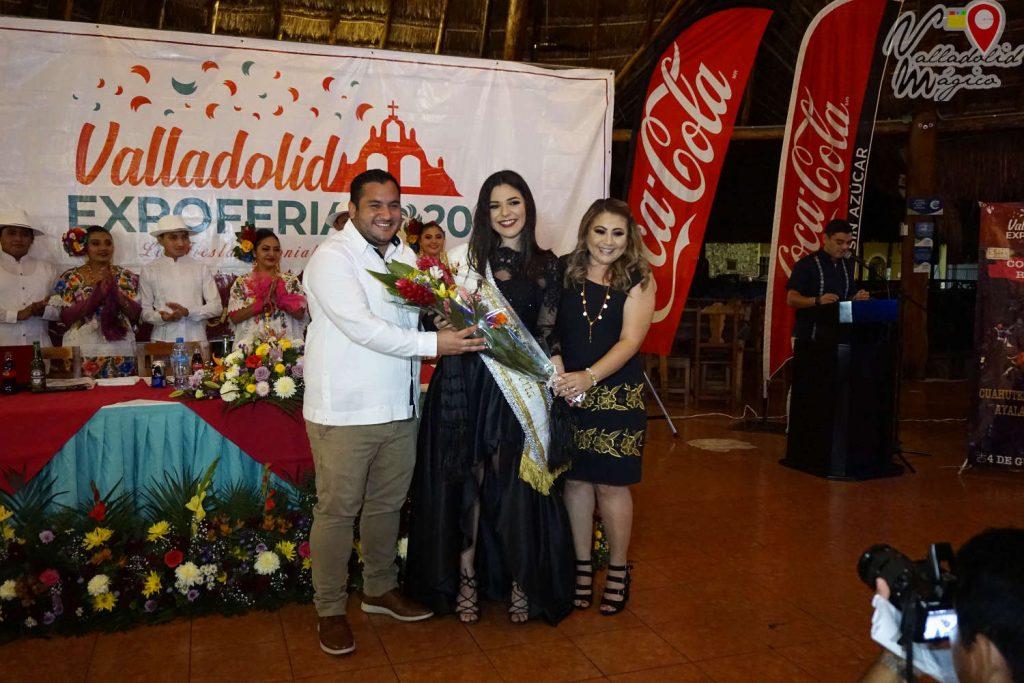 Señorita Expoferia Valladolid 2020. Montserrat Sanchez Trejo