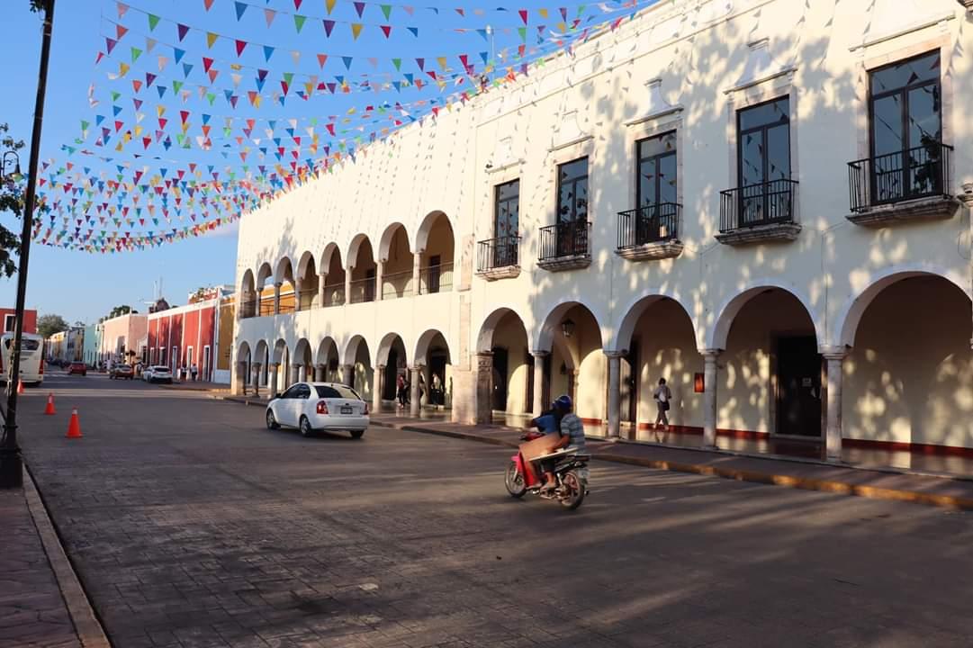Taxistas liberan las calles de Valladolid.