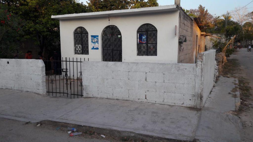 casa suicidio san francisco valladolid yucatan