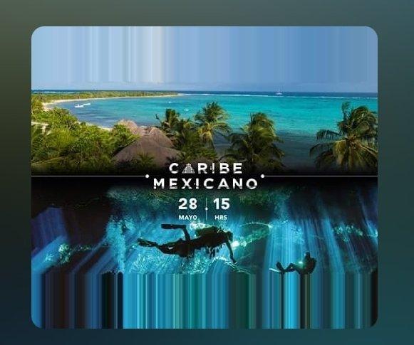 Quintana Roo lanza campaña Caribe mexicano, lo mejor de 2 mundos