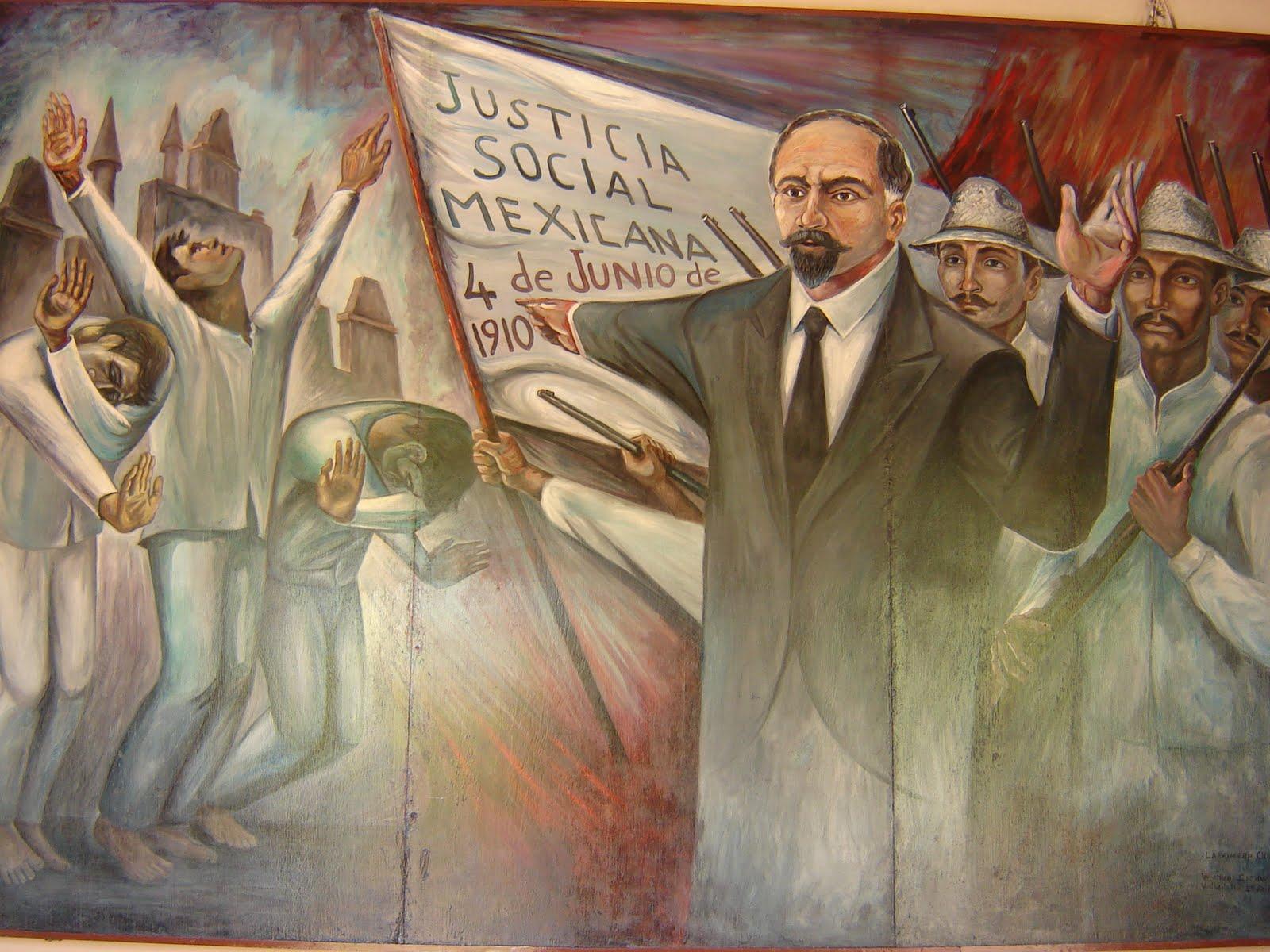 Una vuelta al 04 de Junio aniversario de la primera chispa de la revolución mexicana.