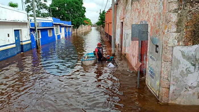 Aumentan a 38 los municipios declarados en Emergencia en Yucatán