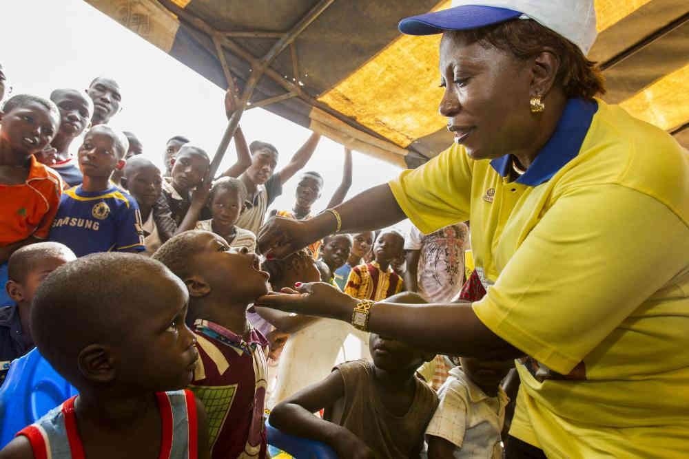 El continente africano es declarado libre de Poliovirus Salvaje por la OMS