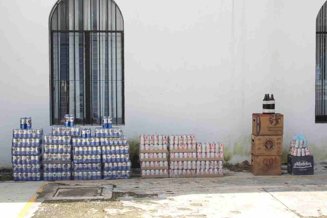 Dirección de Seguridad Pública atiende los reportes ciudadanos por venta clandestina de bebidas alcohólicas