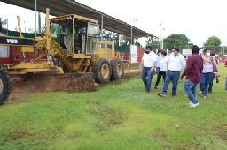Ayuntamiento comenzó a ejercer los más de 60 millones de pesos aprobados para la construcción de 21 obras