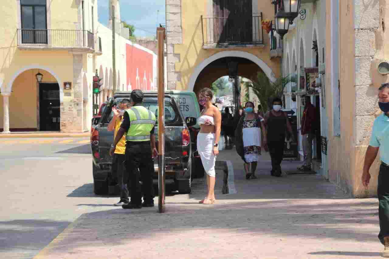 Policía turística reanuda labores