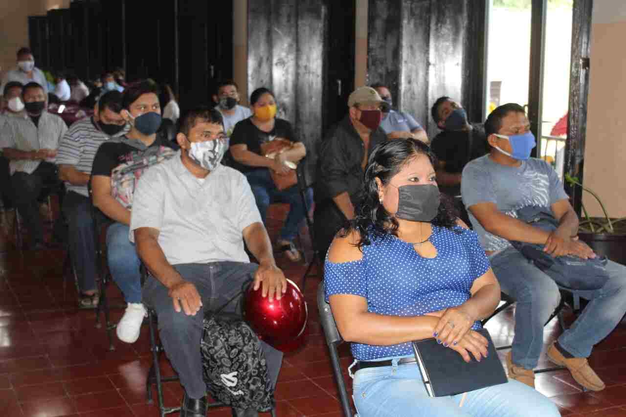 Se reactivan las reuniones con comisarios municipales