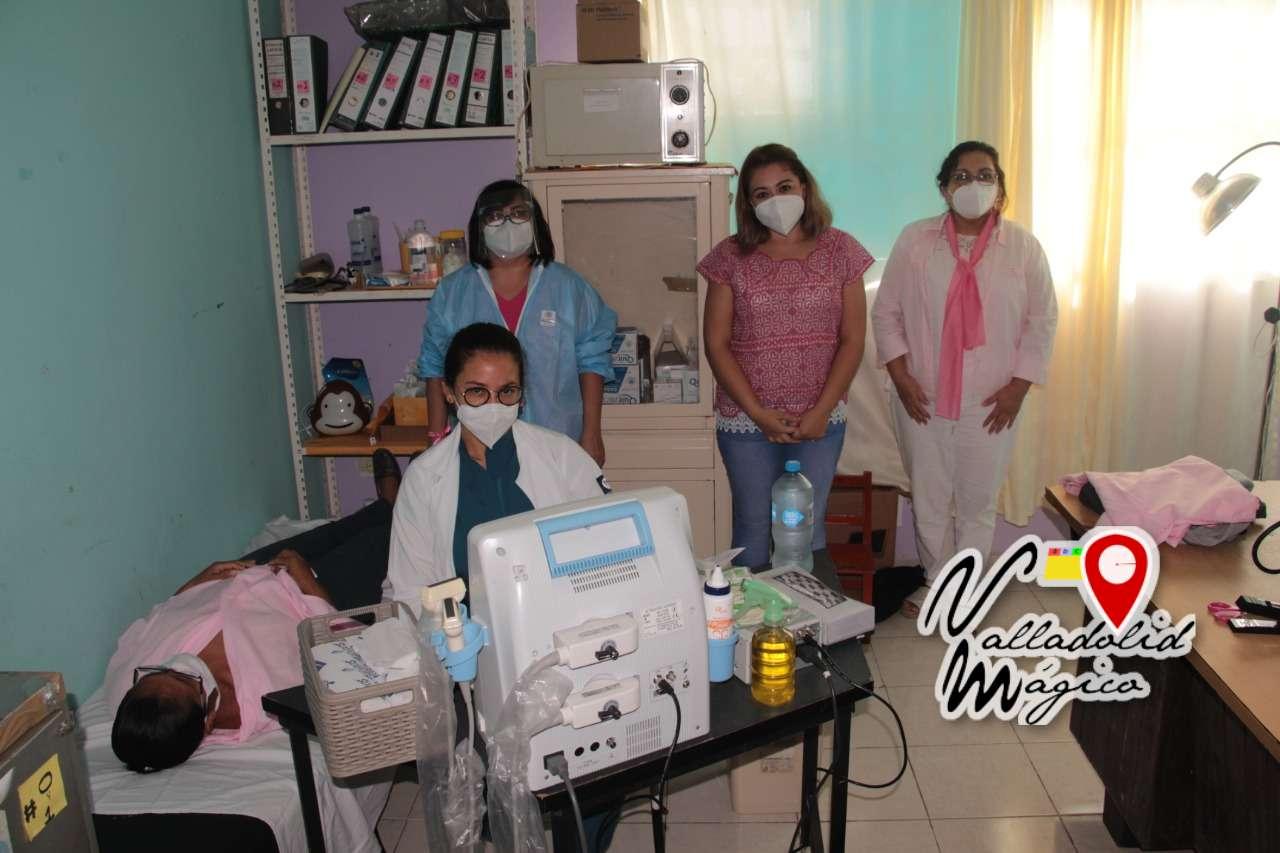 Jornada de ultrasonidos mamarios