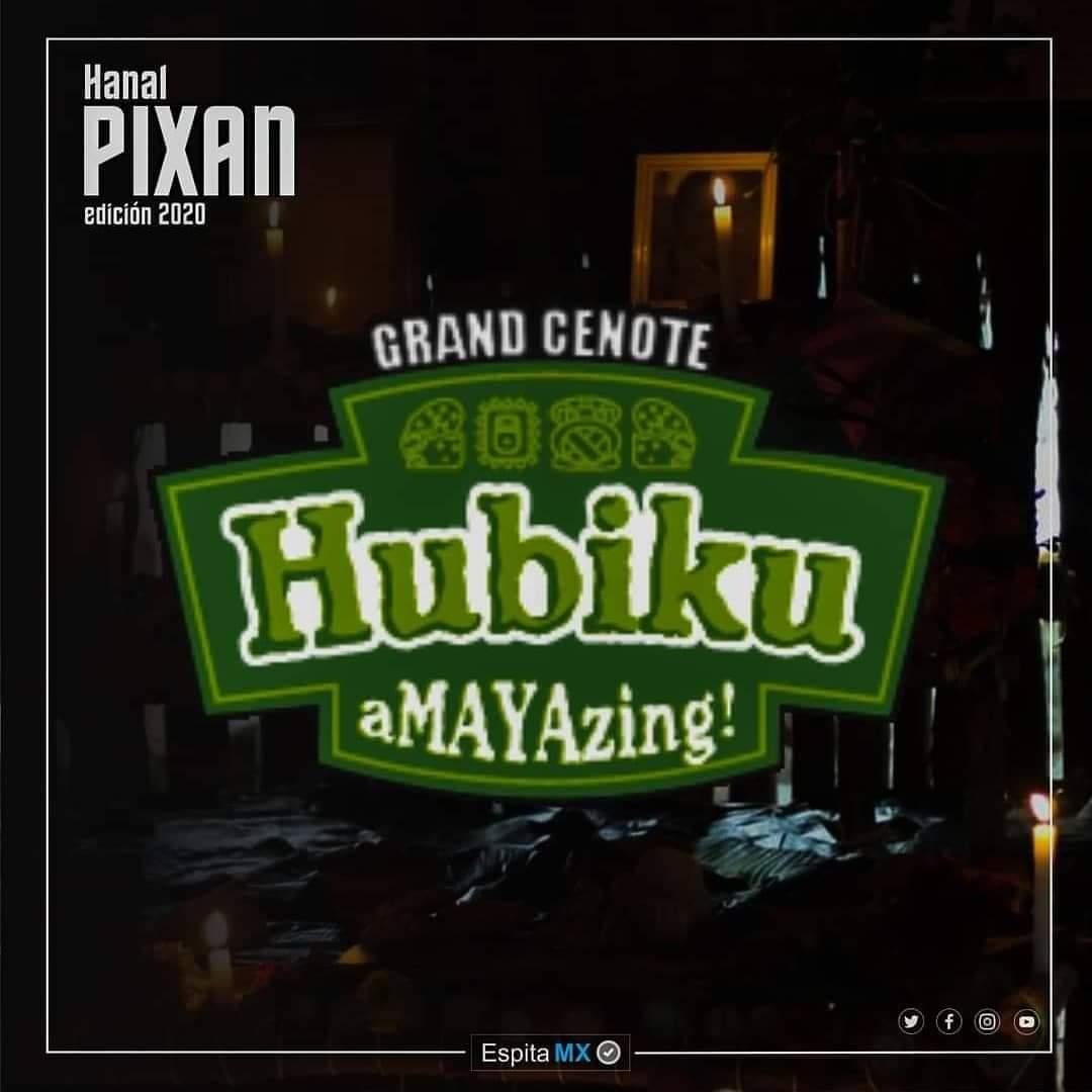 Asiste a la 4ta edición de Hanal Pixan en el cenote Hubikú
