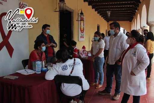 Actividades de concientización en el marco del Día Mundial de la Lucha contra el SIDA