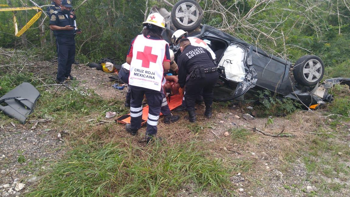 Accidente de tránsito con menor de 2 años fallecido