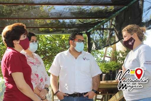 Ayuntamiento fortalece en el municipio las acciones en favor del medio ambiente