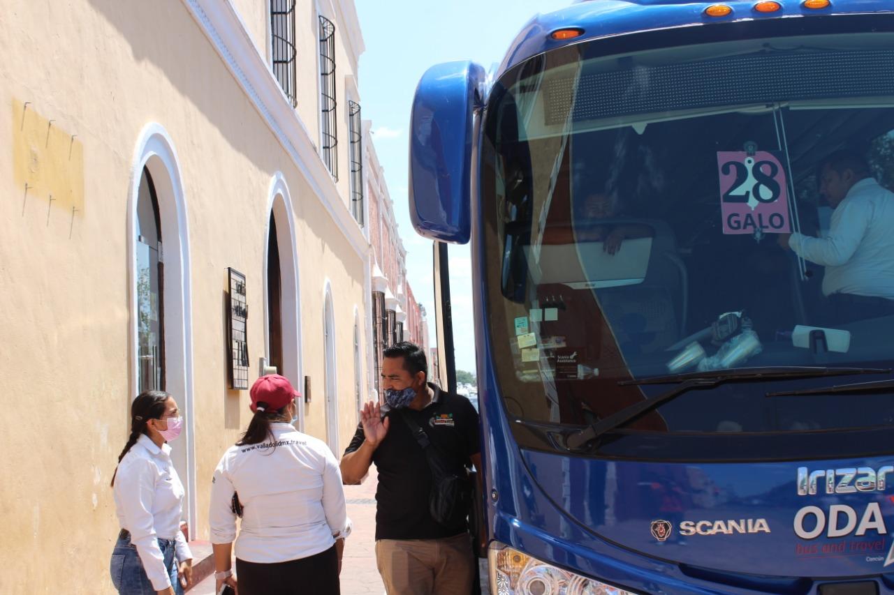 Concientización al turismo para prevenir contagios de COVID-19 en el municipio