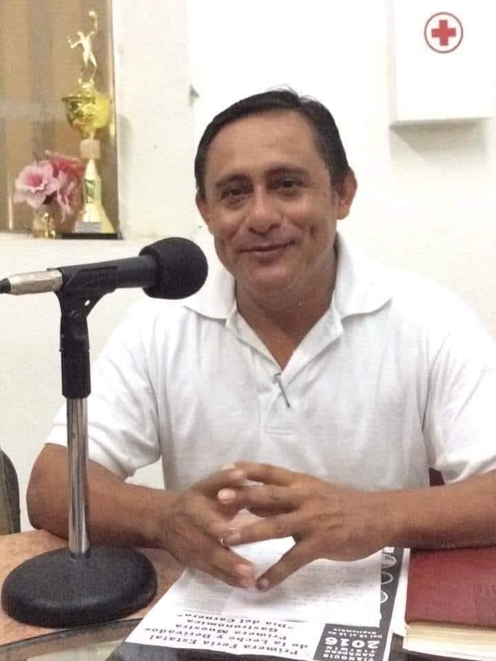 Sergio Enrique Chalé Cauich sustituye a Liborio Vidal en el distrito federal I