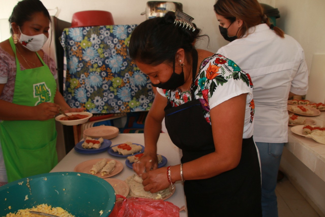 Se reactivan labores en los espacios de alimentación encuentro y desarrollo del DIF municipal