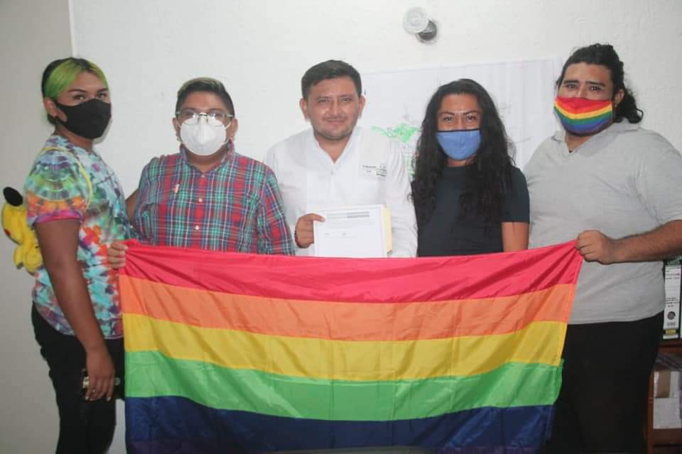 Daniel Duarte contempla una agenda LGBTIAQ+ dentro de sus acciones desde el ayuntamiento de Valladolid