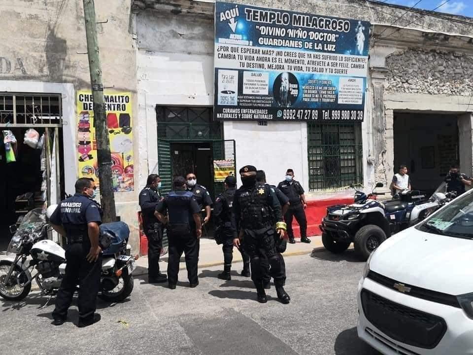 Asesinan empleado en centro de Mérida