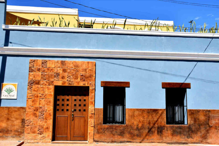 hotel casa sisal Valladolid Yucatan 1 768x512