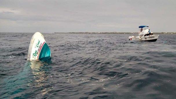 Los ahogados en Isla mujeres son de familia Yucateca