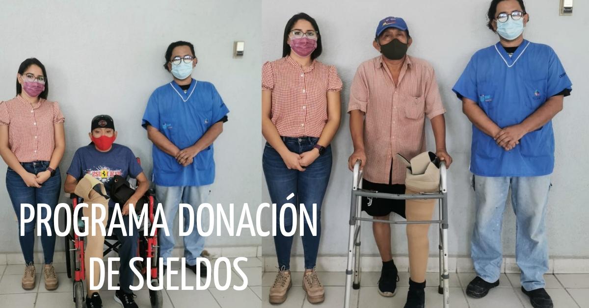 Mejor calidad de vida para personas en condición de vulnerabilidad, a través del programa de Donación de Sueldos de Regidores y Alcalde