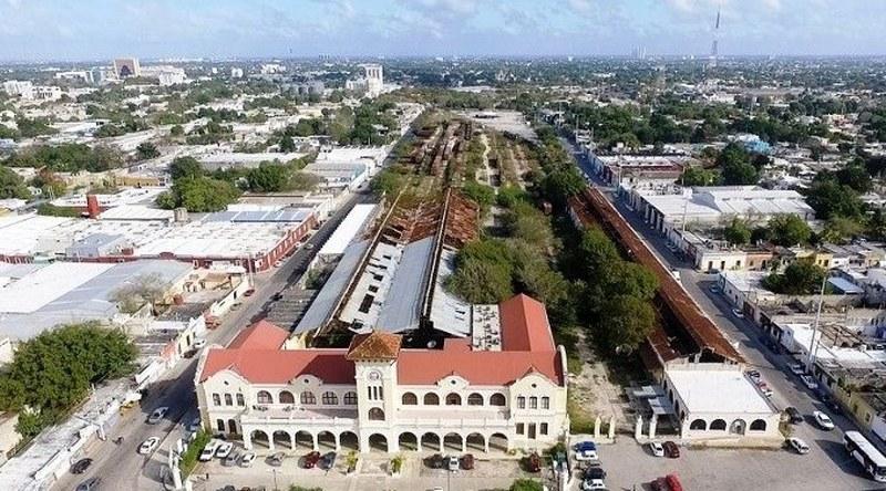 Estación del Tren Maya estará en Teya
