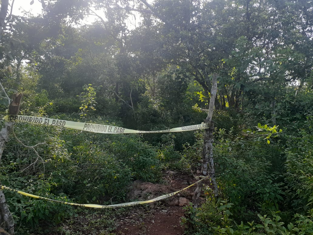 Suicidio en Papagayo comisaría de Tesoco